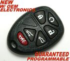 NEW PAIR GM KEYLESS REMOTE START ENTRY FOB TRANSMITTER POWER LIFTGATE REAR GLASS