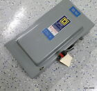 SQUARE D H-323 N SAFETY DISCONNECT SWITCH, 100 Amp USED *JCH*