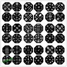 New 60 Designs  Nail Art Image Stamp Stamping Plates Manicure Template  For DIY