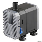 160 1585 GPH ADJUSTABLE SUBMERSIBLE WATER PUMP AQUARIUM POND SUMP 600 6000 L H