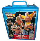 WRESTLING HASBRO SUPERSTAR WRESTER COLLECTOR'S CASE HOGAN ULTIMATE WARRIOR