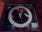 NIB Historic victory collectable plate change has come Obama Limited edition