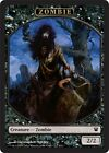 10 Token Cards ZOMBIE Innistrad SAME ART NM SP Magic MTG FTG