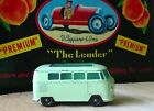 Early Metal Bottom Vintage Matchbox Lesney Volkswagen Samba Split Window Bus Rat