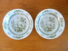 Royal Doulton Tonkin  2 Coupe Cereal Bowls  Indian Tree Design Pattern  TC-1107