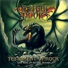 Astral Doors - Testament Of Rock (Music CD)