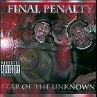 Final Penalty-Fear Of The Unknown CD NEW