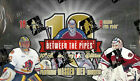 2011 12 ITG IN THE GAME BETWEEN THE PIPES HOCKEY HOBBY BOX