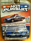 Greenlight  Hot Pursuit  NYPD  Ford Crown Victoria New York City Police   BLUE