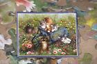 Greg Giordano Cats ... A Day with Taryn & Friends sealed puzzle bag 2007 Karmin