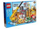 Lego City Town #7633 Construction Site New Sealed