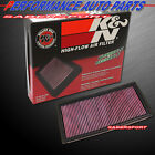 K&N 33-2128 Hi-Flow Air Intake Drop in Filter for Audi Volkswagen *SEE DETAIL*