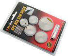 6Pc Mini Micro Small HSS Circular Saw Disc Blades for Hobby Drills 22-35mm NEW