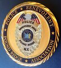 Rare Pound Ridge New York Police Department Officer Challenge Coin NICE NEW