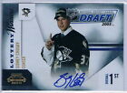 SIDNEY CROSBY 2010-11 PLAYOFF CONTENDERS LOTTERY WINNERS 25 25 1ST OVERALL AUTO