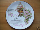 Vintage Avon Collectible 15th anniversary 8.5