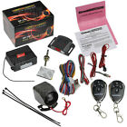 CrimeStopper SP-101 Deluxe Car Security Alarm & Keyless Entry System
