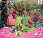THOMAS KINKADE PUZZLE DISNEY DREAMS PRINCESS SLEEPING BEAUTY 300 PCS #2222-1