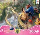 THOMAS KINKADE PUZZLE DISNEY DREAMS PRINCESS BEAUTY AND THE BEAST 300 PC #2222-3