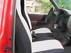 Fits Ford Ranger Car Seat Covers 60-40 Seat W Highback Backrest Console Cove