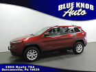 Jeep  Cherokee Latitude 4x financing no reserve 4x4 automatic red a c aux port cd alloys low miles like new
