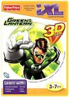 GREEN LANTERN Fisher Price iXL Learning System Video Game  Brand New NIP