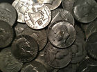 US Minted Circulated Junk Silver Coins! $36.00 face 90% MIXED HALFS,DIMES,QTS.!