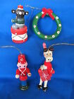 2912318720034040 1 Vintage Christmas Ornament: Toy Soldier