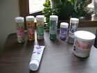 NEW LOT OF 8 ASSORTED  WILTON CAKE DECORATING SUPPLIES ICING SPRINKLES JIMMIES
