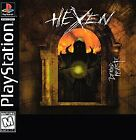 Hexen PS1 PS2 PS3 game Disc Only