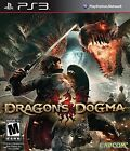 PLAYSTATION 3 PS3 RPG GAME DRAGON'S DOGMA BRAND NEW & SEALED