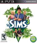 PLAYSTATION 3 PS3 GAME THE SIMS 3 BRAND NEW & FACTORY SEALED