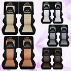 Fits 1982 1992 Chevrolet Camaro front +4 piece rear car seat covers color choice