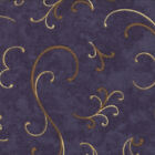 1/2 yard ENCHANTED POND by Holly Taylor for Moda sku# 650415 PURPLE quilt fabric