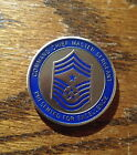 19TH AIR FORCE COMMAND CHIEF MASTER SERGEANT MILITARY CHALLENGE COIN