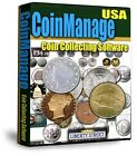 1793-2014 USA Coin Collecting Software.  All USA Coins & Sets With Values