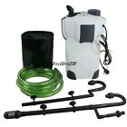 SUNSUN HW-303B 4-STAGE AQUARIUM EXTERNAL CANISTER FILTER 100GAL+9W UV STERILIZER