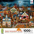 CEACO JIGSAW PUZZLE HALLOWEEN ADVENTURES JANE WOOSTER SCOTT 1000 PCS #3346-4
