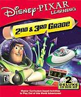 Disney Pixar Learning 2nd & 3rd Grade 2 CD Deluxe Set PC/MacNEW O-2589301/OVA-61