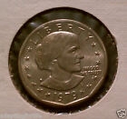 Susan B Anthony Dollars $1.00 UNC in 2x2 1979 Special