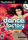 Dance Factory  (Sony PlayStation 2, 2006)  **
