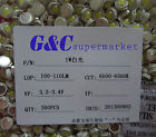 50PCS 1W Led Chip High Power LED Beads 100-110LM Pure White GOOD QUALITY