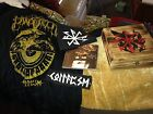 panopticon Collapse Rare Box W Shirt Patches Black Metal Shoegaze Alcest Emperor