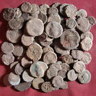 Lot of 90 Roman Uncleaned Bronze Junk Coin #1