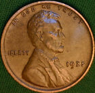 1925 Lincoln Head 1925 - Wheat Lines - Higher Grade - Natural - RK2