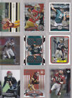 SPORTS CARD COLLECTION HUGE LOT FOOTBALL RICE LUCK BRADY MANNING MONTANA RG3
