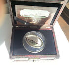 Cook Islands 2013 silver coin coal from SS REPUBLIC ship treasure chest box 5$