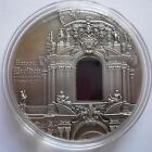Tiffany Art 2014 BAROQUE DRESDEN 2 oz silver coin Palau 10$ dollar