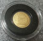Palau 2011 SPQR Colosseum Rome Roman Empire GOLD COIN 1$ dollar solid Aureus