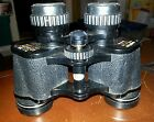 EMPIRE MODEL 240 7x35 WIDE ANGLE BINOCULARS AND CASE